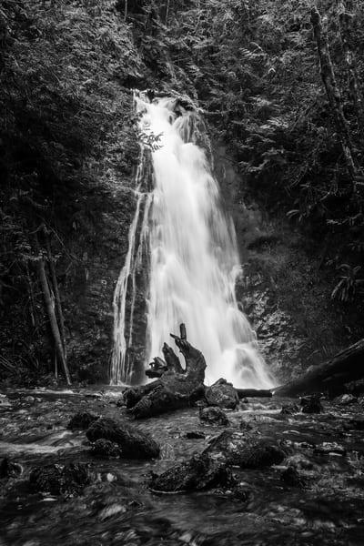 Madison Falls, Olympic National Park, Washington, 2016