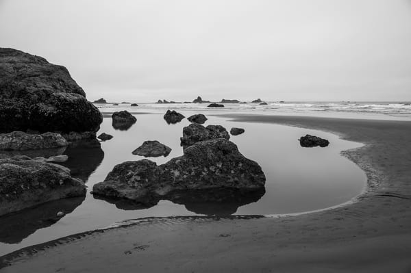 Tidal Pools. Ruby Beach, Olympic National Park, Washington, 2013