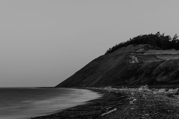 Before First Light, Whidbey Island, Washington, 2016