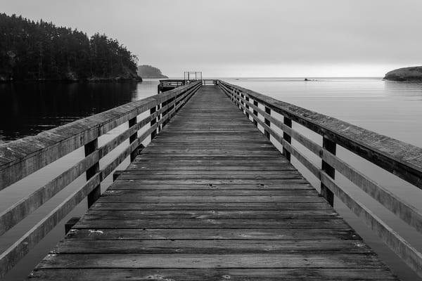 Bowman Bay Dock, Deception Pass State Park, Washington, 2016