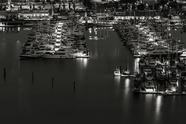 Cap Sante Marina, Anacortes, Washington, 2016