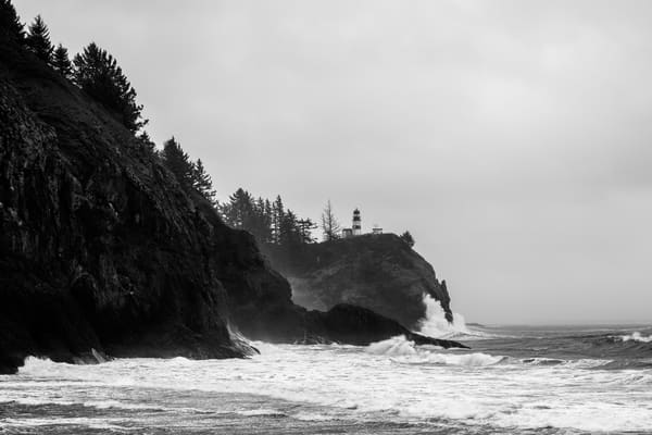 Cape Disappointment Lighthouse, Washington, 2019