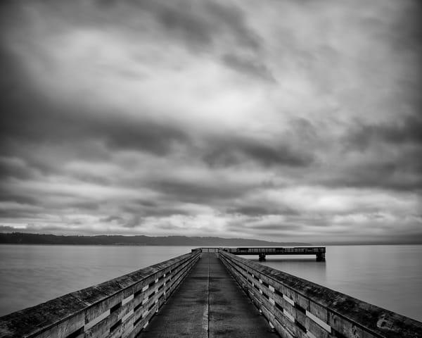 Dash Point Pier, Tacoma, Washington, 2014
