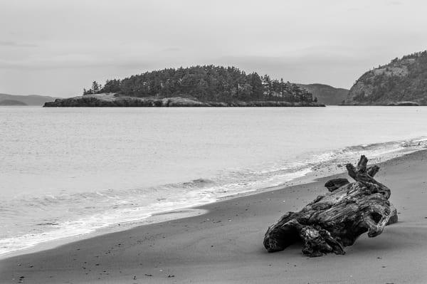 Deception Island, West Point, Deception Pass State Park, Washington, 2016