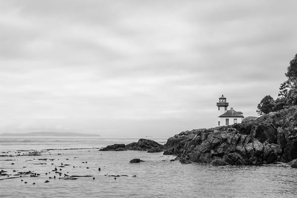 Lime Kiln Lighthouse. San Juan Island, Washington, 2013