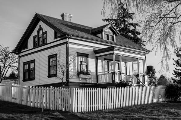 Lighthouse Keepers House, Browns Point, Washington, 2015