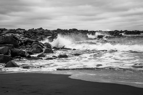 North Jetty, Ocean Shores, Washington, 2014
