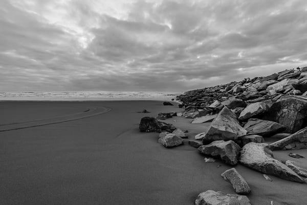 Ocean Beach No. 1, Westhaven State Park, Washington, 2017