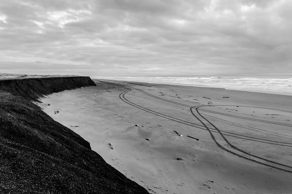 Ocean Beach No. 5, Westhaven State Park, Washington, 2017