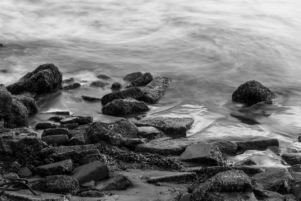 Rocks, North Cove, Washington, 2018