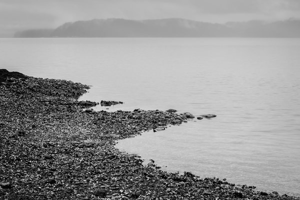 Rocky Beach, Triton Cove State Park, Washington, 2014