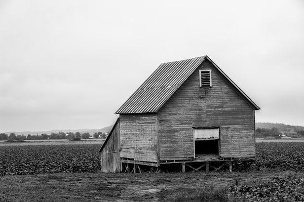 Barn, Snohomish County, Washington, 2015