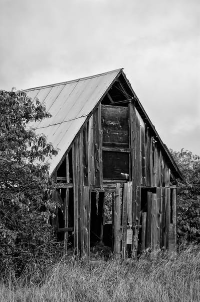 Old Barn, Alice Road, Kittitas County, Washington, 2012