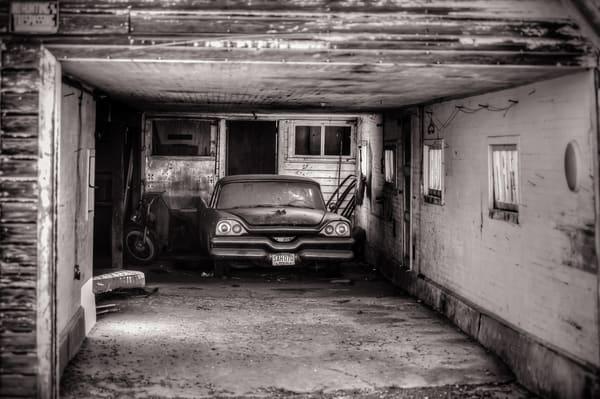 Dodge Coronet in Garage, Ellensburg, Washington, 2011