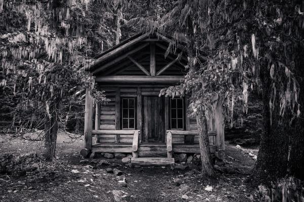 Patrol Cabin, Mt Rainier, Washington, 2014
