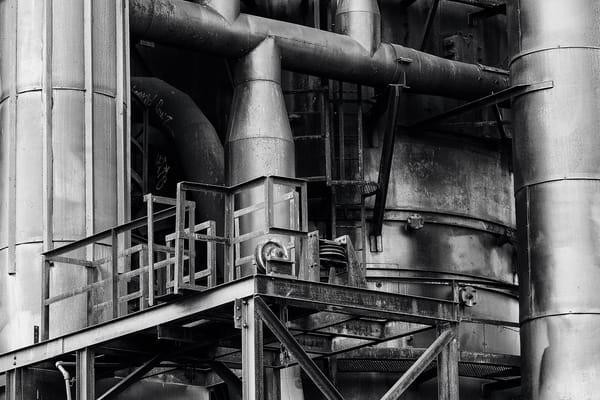 Gas Works No. 7 Seattle, Washington, 2014