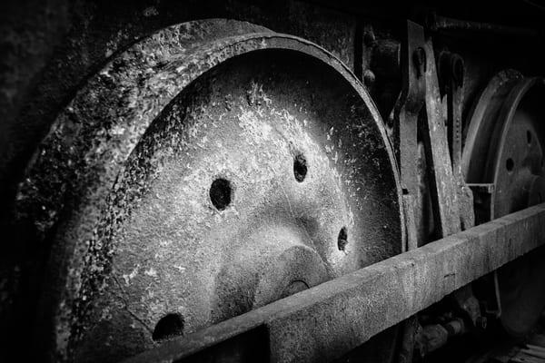 Rusty Coal Mining Equipment No. 1, Roslyn, Washington, 2008