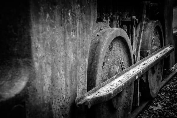 Rusty Coal Mining Equipment No. 8, Black Diamond, Washington, 2009