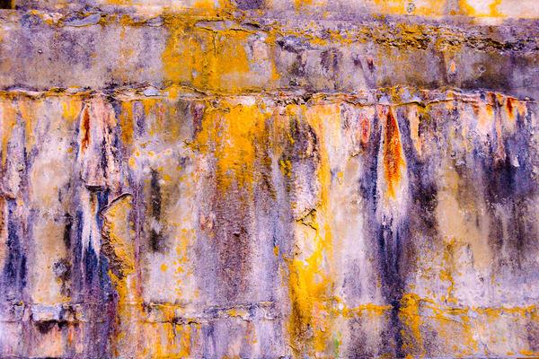 Abstract, Fort Flagler, Washington, 2009