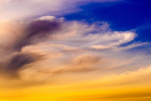 Cloud Abstract No 1, Tacoma, Washington, 2014