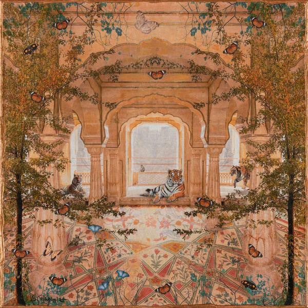 I Remember India No 5 Art | Sondra Wampler | fine art