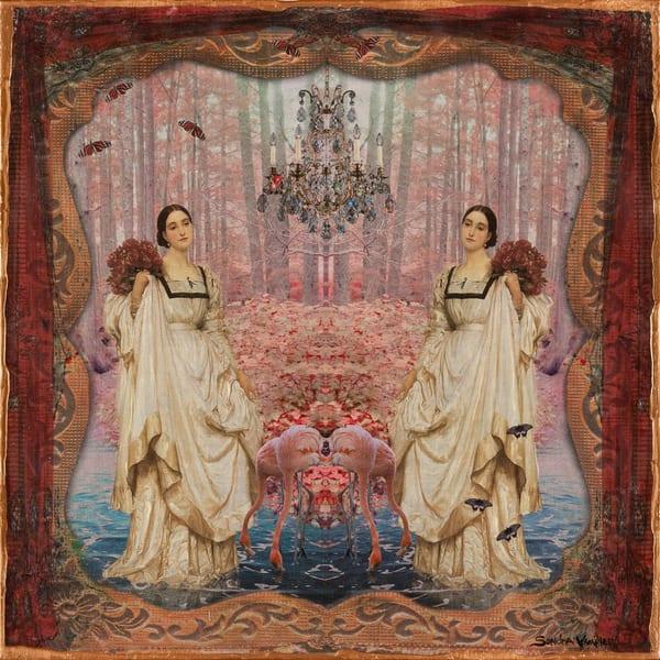 Adelaide In Paradise After Frederick Leighton Art | Sondra Wampler | fine art