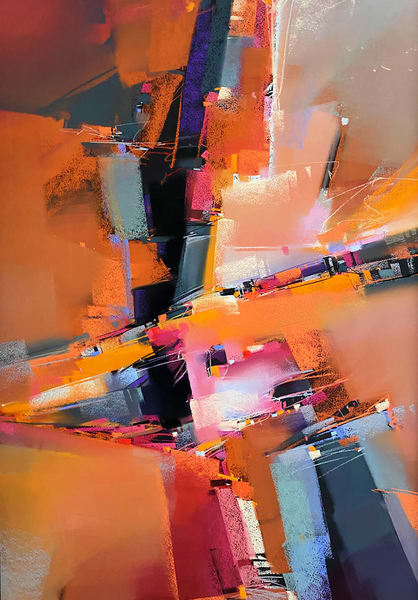 Syncopation Art | Michael Mckee Gallery Inc.
