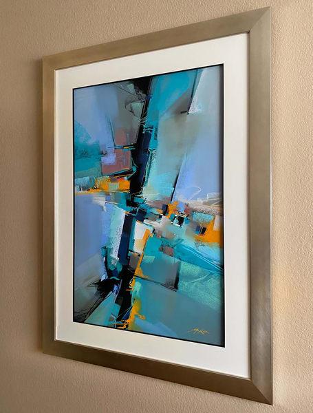 Cerulean Song Art | Michael Mckee Gallery Inc.
