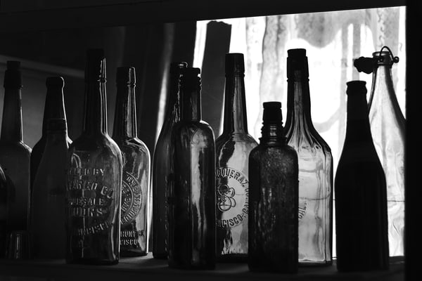 Bottles Art | Anna Kim Studio