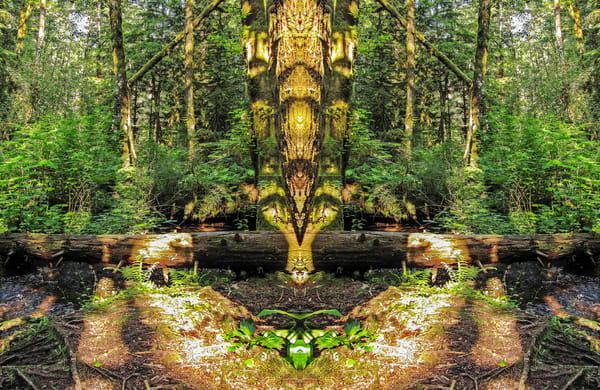 Mirror 406_Forest Totem 1