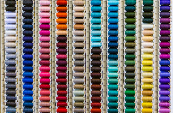 """#9   A Bit Of Thread     34x22 Print On Pearl Fine Art Paper With 1"""" Border Photography Art 