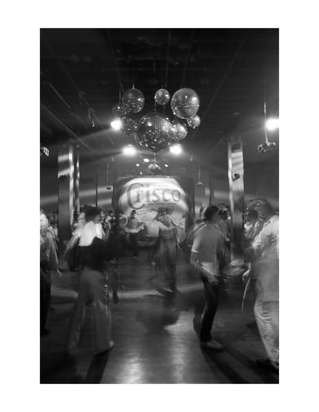 Crisco Disco, Dance Floor, 1979 Photography Art   Bill Bernstein Fine Art Collection