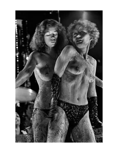 Electric Circus, Dancers1979 Photography Art   Bill Bernstein Fine Art Collection