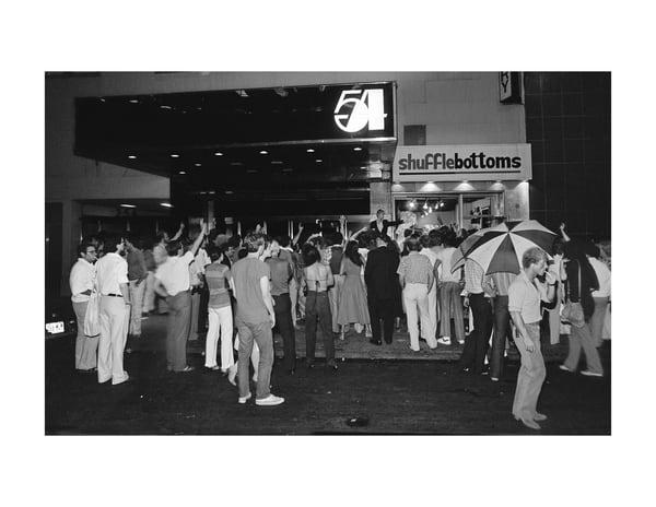 Studio 54, 1979 Photography Art | Bill Bernstein Fine Art Collection