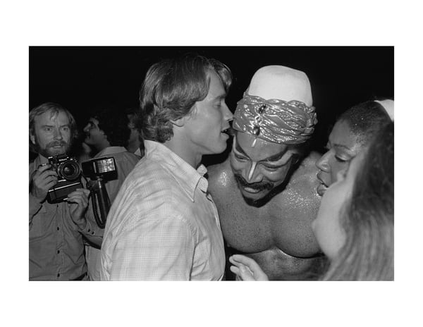 Xenon, Arnold, 1979 Photography Art | Bill Bernstein Fine Art Collection