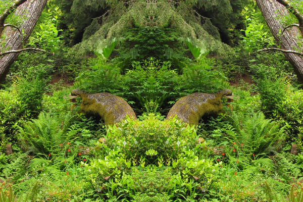 MIrror 754_Eased Into Green