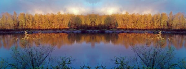 Mirror 810_River Sunset 2