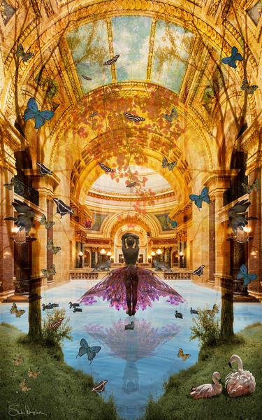 Sanctuarium Art | Sondra Wampler | fine art