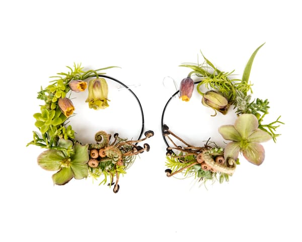 Fairy Realm Whispering Earrings