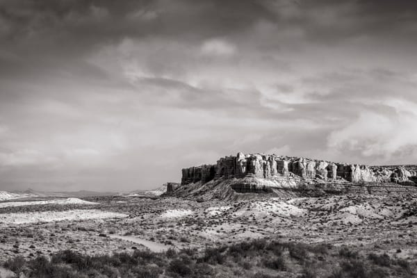 Winter Storm Clearing Over Tank Mesa Photography Art | John Gregor Photography