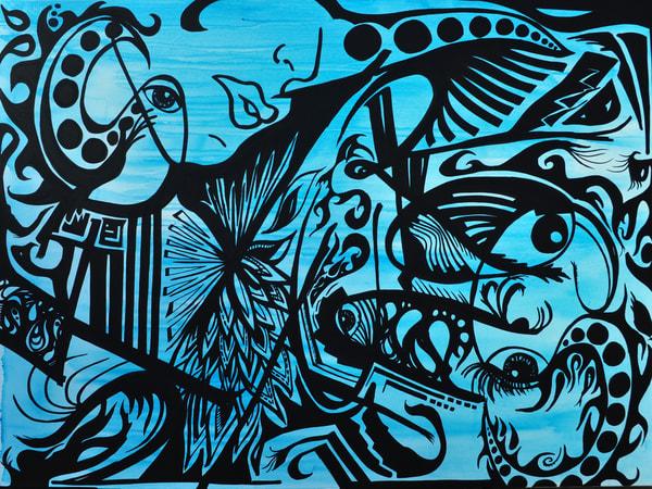 Strut Your Stuff  Art | VV Gallery