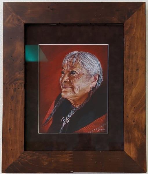 Dan Garcia - realism - Native American - Don't Worry Be Hopi