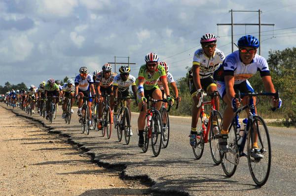 Bike Race To Belmopan Art | DocSaundersPhotography
