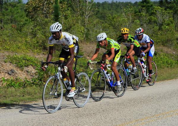 Bike Race To Belmopan 2 Art | DocSaundersPhotography