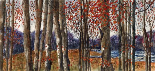 Autumn   Halton Hills Art | Sharon Bacal - Fine Art