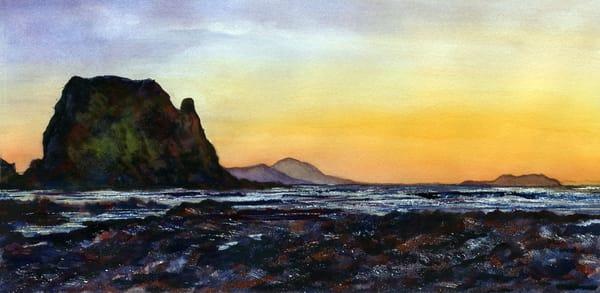 Magnificent  Sunset Art | Sharon Bacal - Fine Art