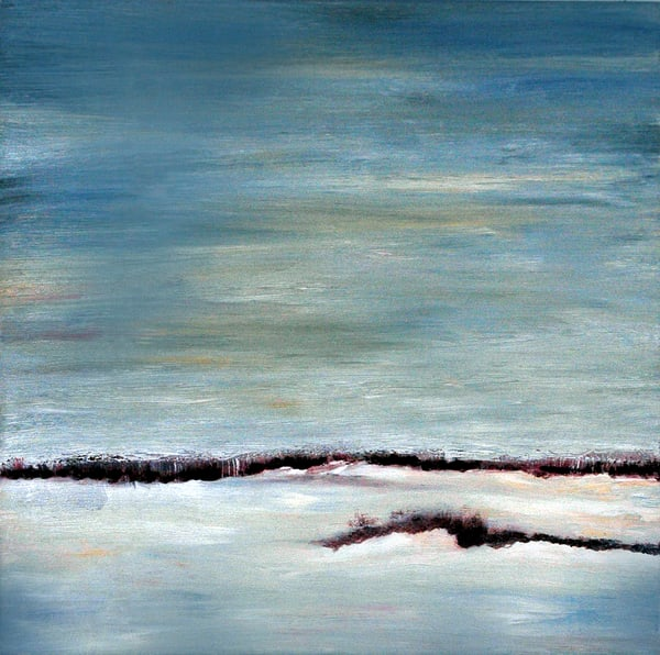 Ontario Winter Landscape Art | Sharon Bacal - Fine Art