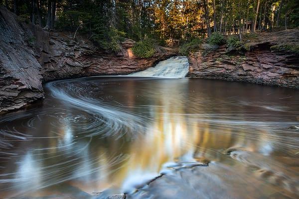 Amnicon Falls  Art | marcyephotography