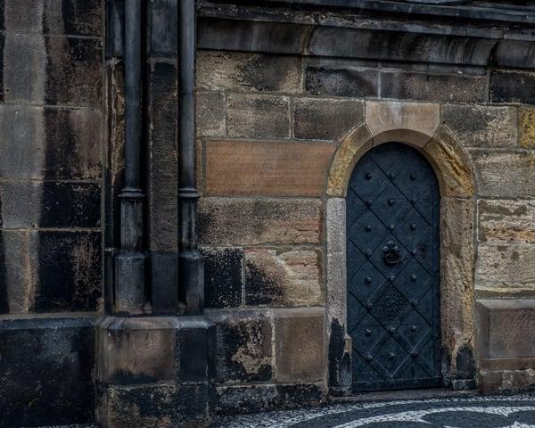 Door To Prague - Art print - Tamea Photography