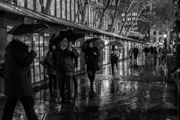 Reflections At The Holiday Market Photography Art | Ed Lefkowicz Photography